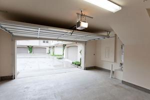 garage door track adjustment