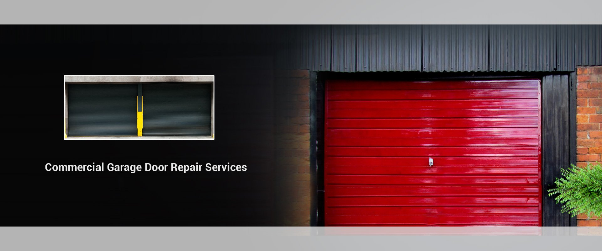 Commercial Garage Door Repair Camarillo CA