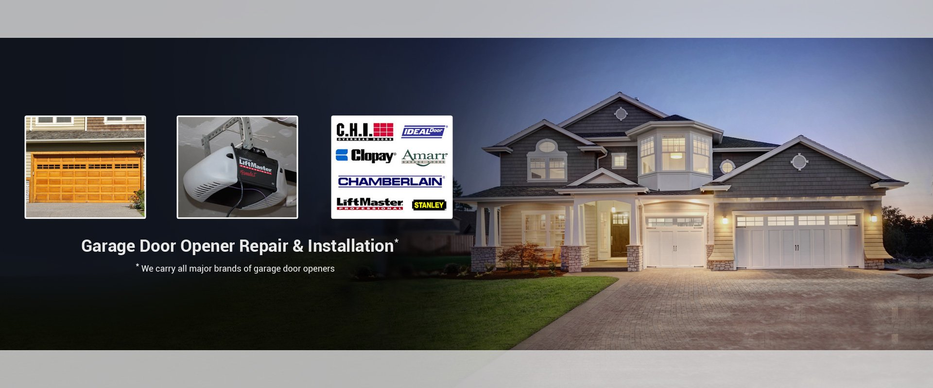 Garage Door Opener Repair And Installation Services Camarillo CA